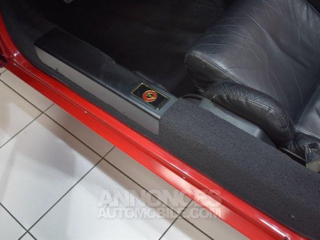 Chevrolet Corvette C4 Cabriolet Bright Red WA 8774 Occasion - 35