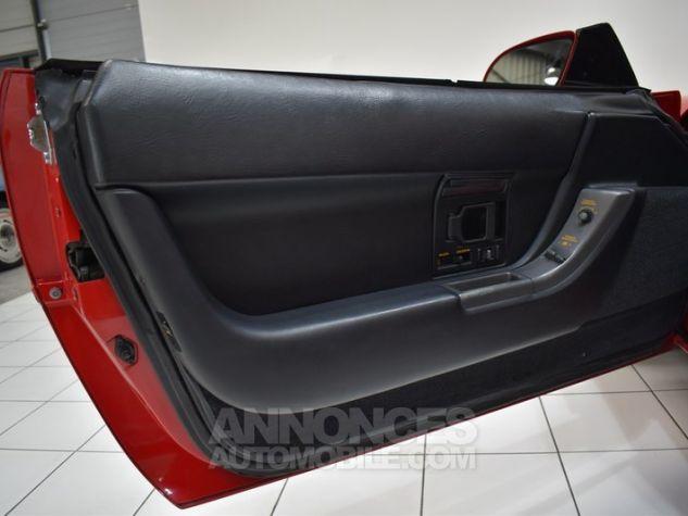 Chevrolet Corvette C4 Cabriolet Bright Red WA 8774 Occasion - 36