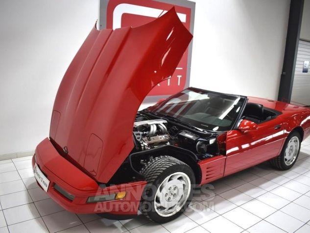 Chevrolet Corvette C4 Cabriolet Bright Red WA 8774 Occasion - 37