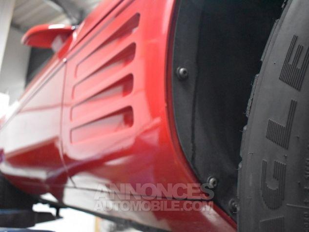 Chevrolet Corvette C4 Cabriolet Bright Red WA 8774 Occasion - 42