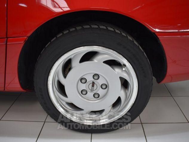 Chevrolet Corvette C4 Cabriolet Bright Red WA 8774 Occasion - 46