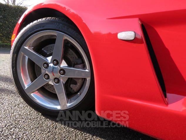 Chevrolet Corvette C6 Targa V8 LS2 2005 Victory Red. Occasion - 10