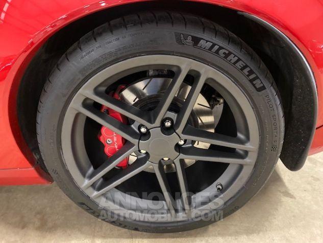 Chevrolet Corvette C6 ZO6 512 ch Rouge Verni Occasion - 6
