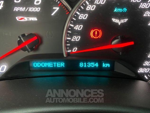 Chevrolet Corvette C6 ZO6 512 ch Rouge Verni Occasion - 10