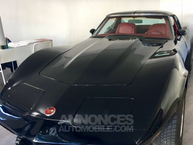 Chevrolet Corvette Stingray  Noir Occasion - 0