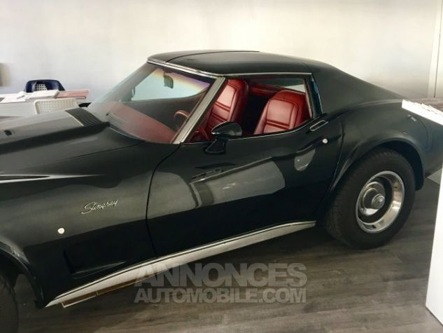 Chevrolet Corvette Stingray  Noir Occasion - 2