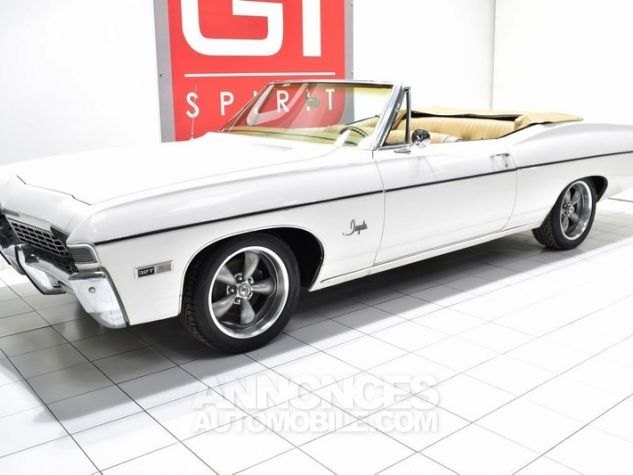 Chevrolet Impala Cabriolet Light Pearly White Occasion - 0