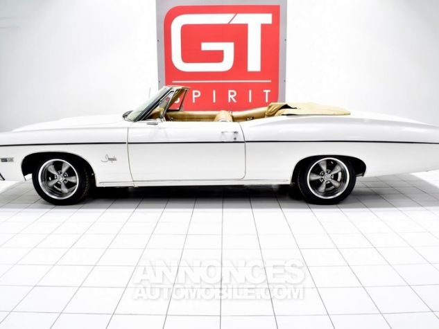 Chevrolet Impala Cabriolet Light Pearly White Occasion - 3