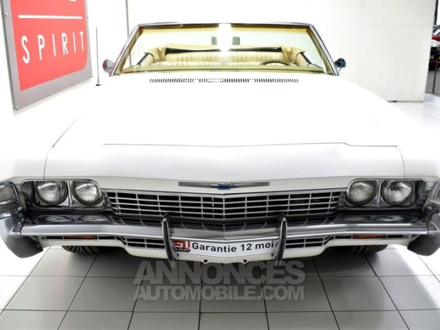 Chevrolet Impala Cabriolet Light Pearly White Occasion - 4