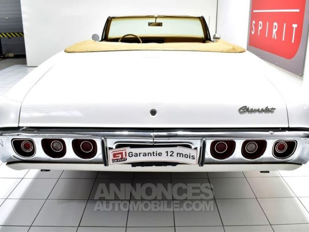 Chevrolet Impala Cabriolet Light Pearly White Occasion - 5