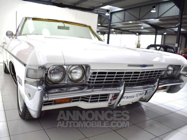 Chevrolet Impala Cabriolet Light Pearly White Occasion - 10