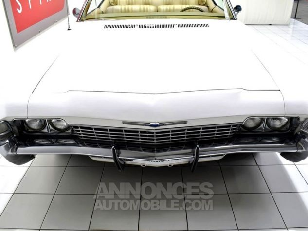 Chevrolet Impala Cabriolet Light Pearly White Occasion - 11