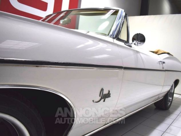 Chevrolet Impala Cabriolet Light Pearly White Occasion - 13