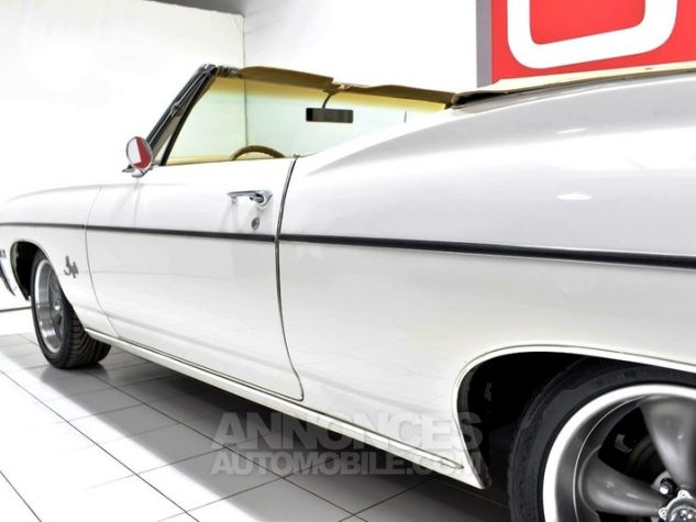 Chevrolet Impala Cabriolet Light Pearly White Occasion - 14