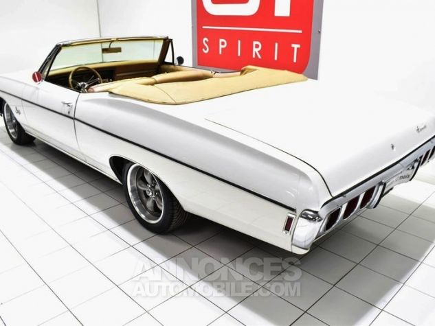 Chevrolet Impala Cabriolet Light Pearly White Occasion - 15