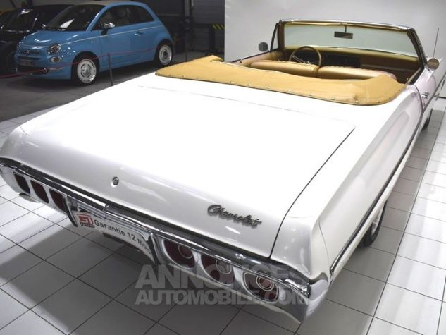 Chevrolet Impala Cabriolet Light Pearly White Occasion - 19