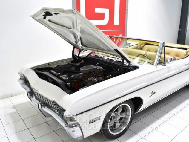 Chevrolet Impala Cabriolet Light Pearly White Occasion - 39
