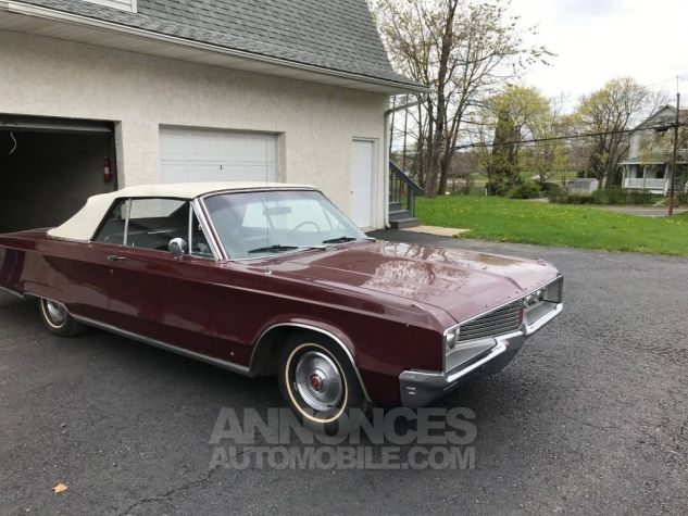 Chrysler Newport 1968  Occasion - 5