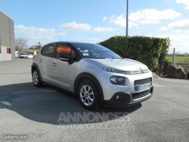 Citroen C3 FEEL BUSINESS GRIS Occasion - 0