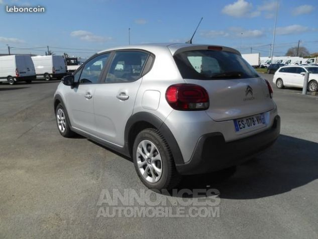 Citroen C3 FEEL BUSINESS GRIS Occasion - 2
