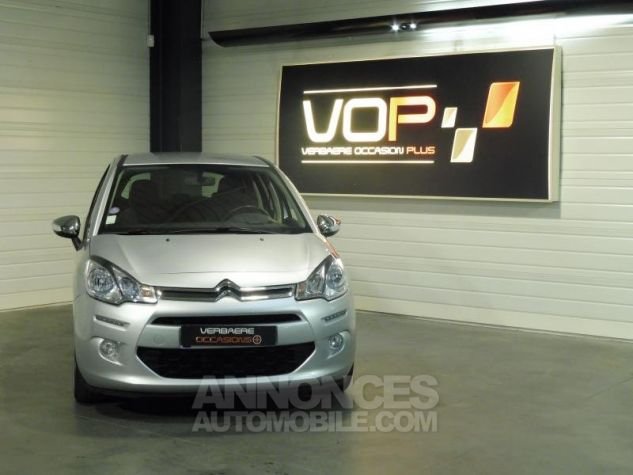 Citroen C3 PURE TECH 82 FEEL EDITION Gris clair Occasion - 0