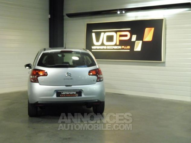 Citroen C3 PURE TECH 82 FEEL EDITION Gris clair Occasion - 1