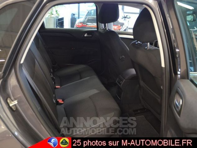 Citroen C4 BLUEHDI 120CH MILLENIUM BUSINESS EAT6 GRIS Occasion - 12