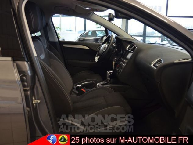 Citroen C4 BLUEHDI 120CH MILLENIUM BUSINESS EAT6 GRIS Occasion - 13