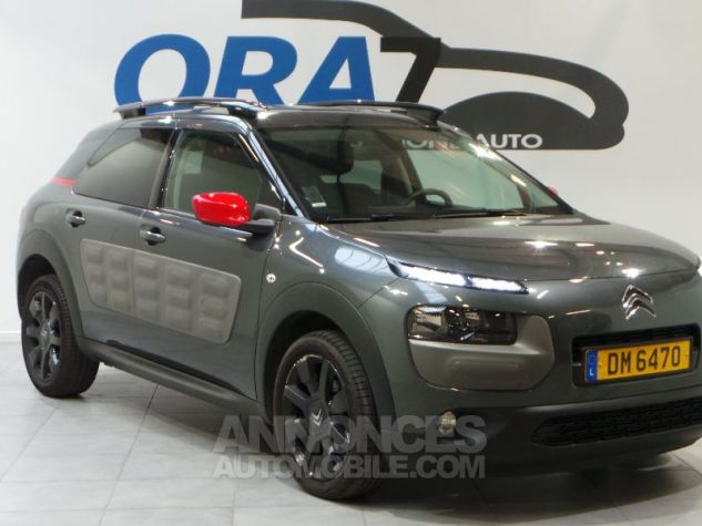 Citroen C4 CACTUS BLUEHDI 100 SHINE EDITION GRIS SHARK Occasion - 0