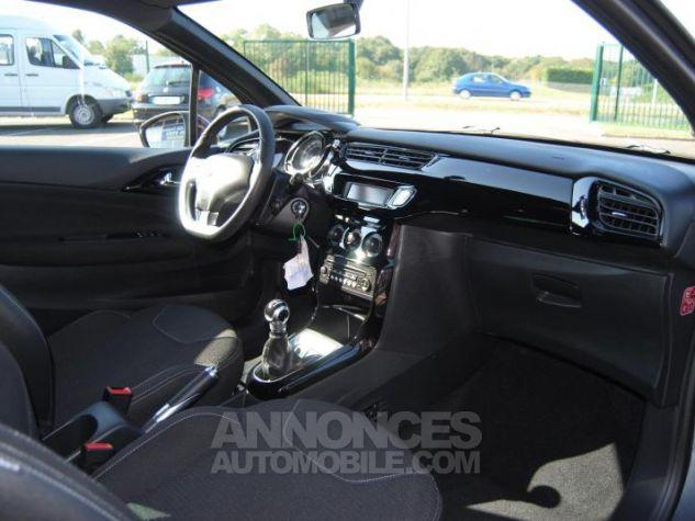 Citroen DS3 VTI 120CH SO CHIC AN 2011 7067KM Gris Foncé Occasion - 4
