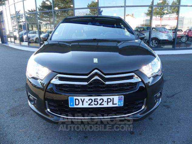 Citroen DS4 1.6 E-HDI115 AIRDREAM SO CHIC Brun Ickory Occasion - 1