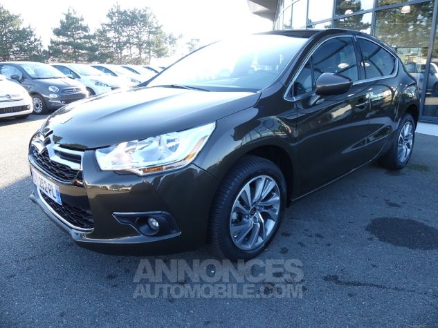 Citroen DS4 1.6 E-HDI115 AIRDREAM SO CHIC Brun Ickory Occasion - 2
