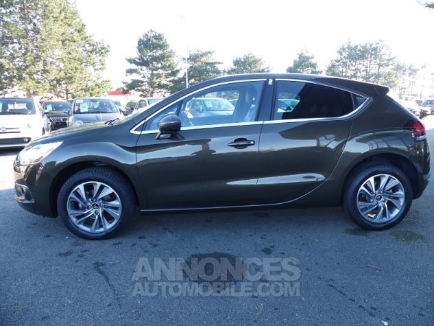 Citroen DS4 1.6 E-HDI115 AIRDREAM SO CHIC Brun Ickory Occasion - 3