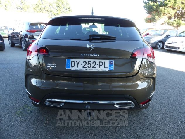 Citroen DS4 1.6 E-HDI115 AIRDREAM SO CHIC Brun Ickory Occasion - 5