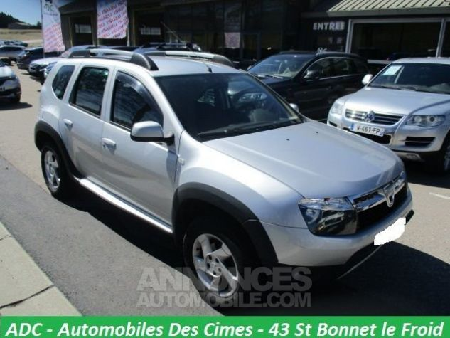 Dacia DUSTER DCI 110CH 4X4 5P BVM LAUREATE Pack Look  Occasion - 0