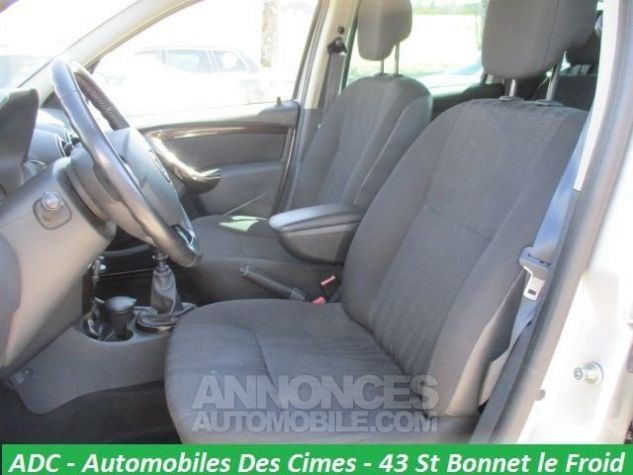 Dacia DUSTER DCI 110CH 4X4 5P BVM LAUREATE Pack Look  Occasion - 4