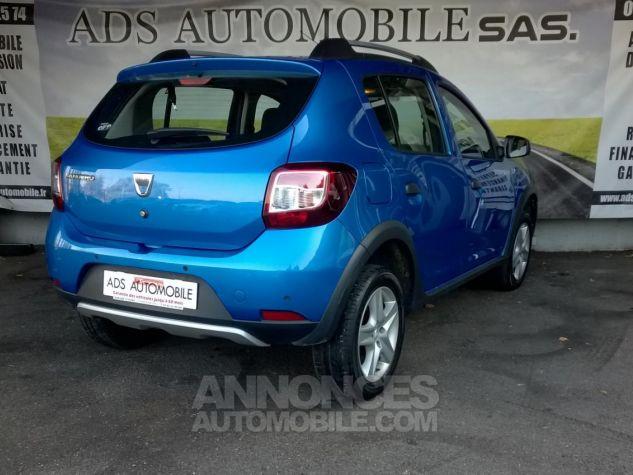 Dacia SANDERO TCE 90 E6 Stepway Ambiance Bleu Occasion - 1