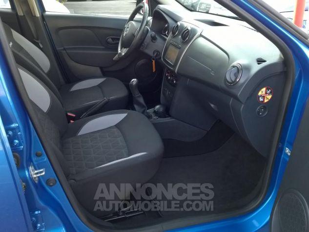 Dacia SANDERO TCE 90 E6 Stepway Ambiance Bleu Occasion - 5