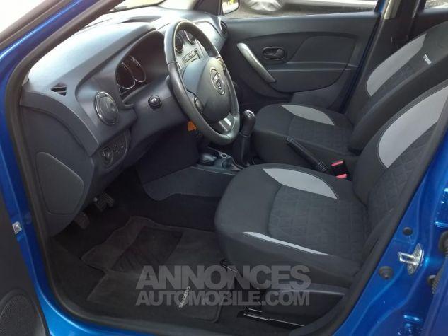 Dacia SANDERO TCE 90 E6 Stepway Ambiance Bleu Occasion - 6