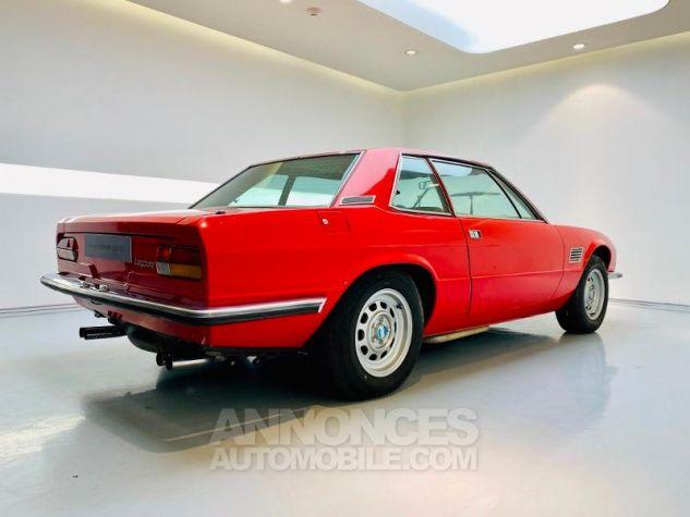 De Tomaso LONGCHAMP TOMASO coupé V8 5.7 300ch Rouge Occasion - 2