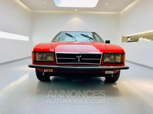De Tomaso LONGCHAMP TOMASO coupé V8 5.7 300ch Rouge Occasion - 5