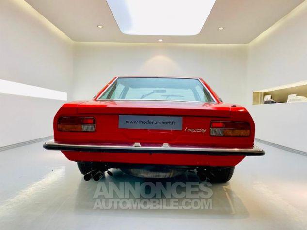 De Tomaso LONGCHAMP TOMASO coupé V8 5.7 300ch Rouge Occasion - 6