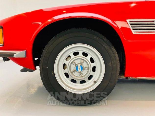 De Tomaso LONGCHAMP TOMASO coupé V8 5.7 300ch Rouge Occasion - 7