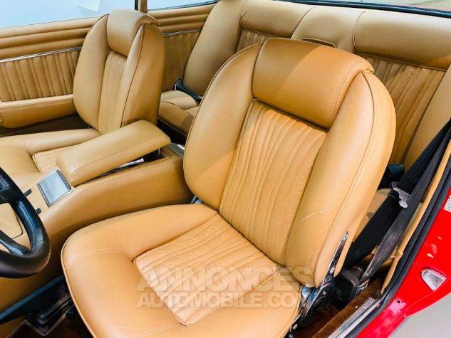 De Tomaso LONGCHAMP TOMASO coupé V8 5.7 300ch Rouge Occasion - 10