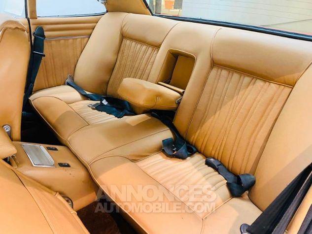 De Tomaso LONGCHAMP TOMASO coupé V8 5.7 300ch Rouge Occasion - 12