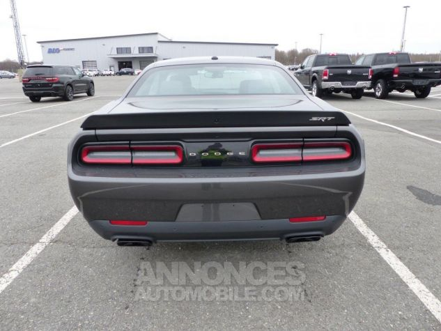 Dodge Challenger HELLCAT 707 NEUF DISPO  GRIS FONCE Occasion - 5