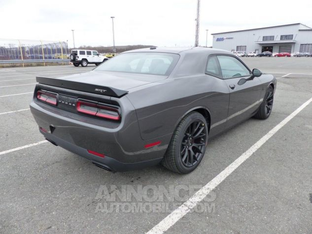 Dodge Challenger HELLCAT 707 NEUF DISPO  GRIS FONCE Occasion - 6