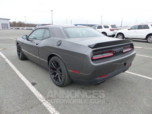 Dodge Challenger HELLCAT 707 NEUF DISPO  GRIS FONCE Occasion - 4