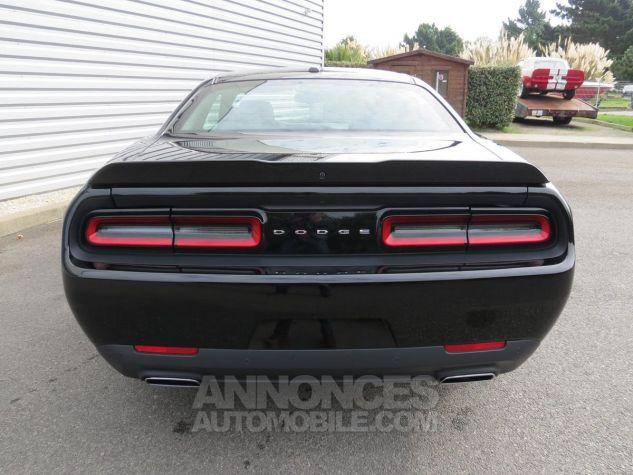 Dodge Challenger  SXT Plus V6 2018 Noire Neuf - 6