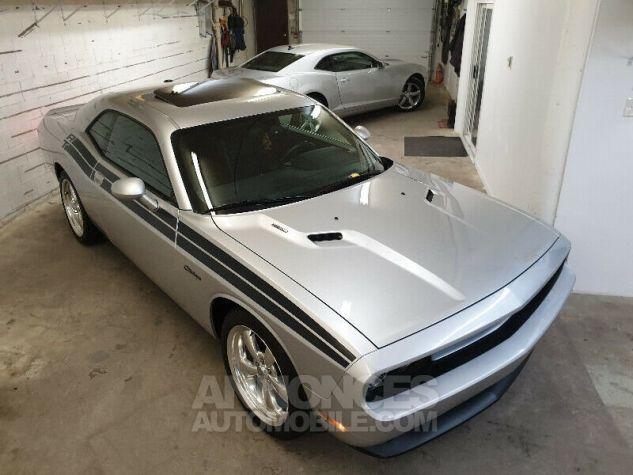 Dodge Challenger V8 RT 57L HEMI gris clair métallisé Occasion - 0